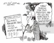 Farmer's Almanac.